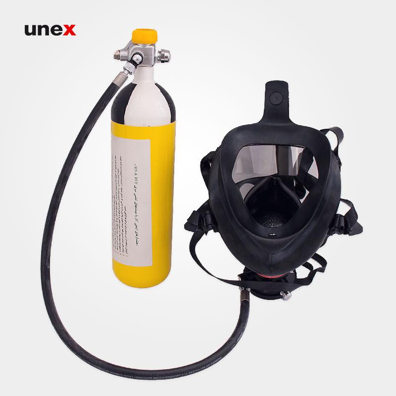سیستم تنفسی کوله ای، آر ان- ای هزار و ششصد و سه - RN-A 1603، اسپاسیانی - SPASCIANI، ساخت ایتالیا