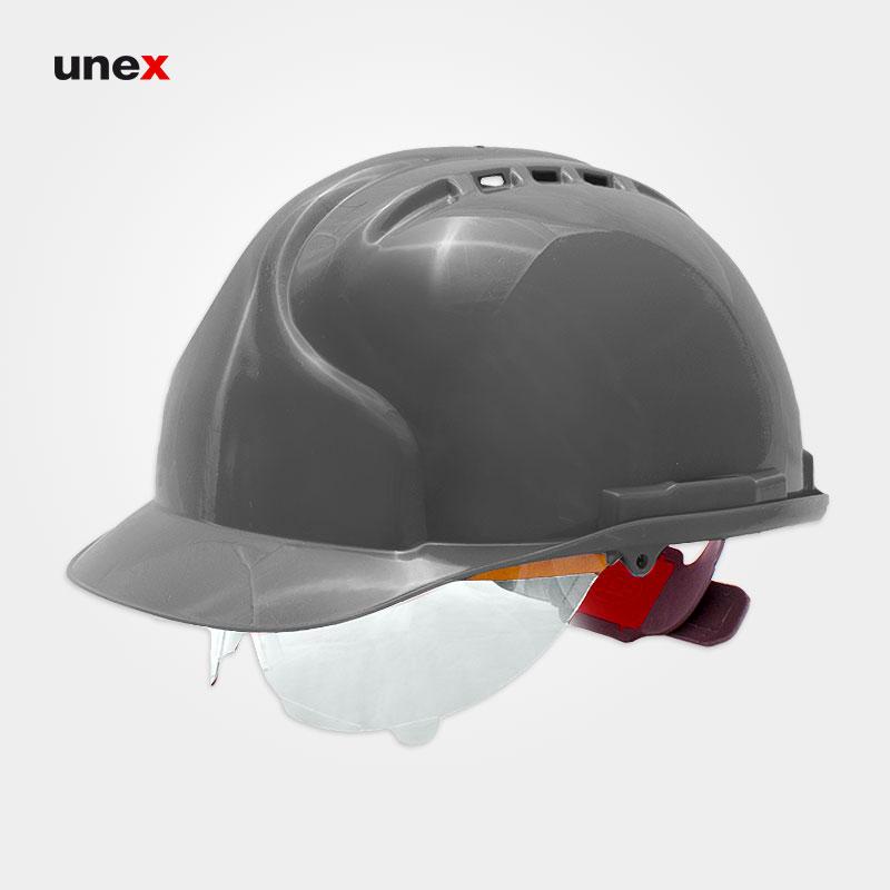 کلاه ایمنی MK7  جی اس پی - JSP، کلاه ایمنی صنعتی، در رنگ های مختلف، ساخت ایران