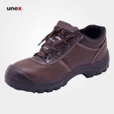 کفش ایمنی یحیی کد ۱۰۸ قهوه ای