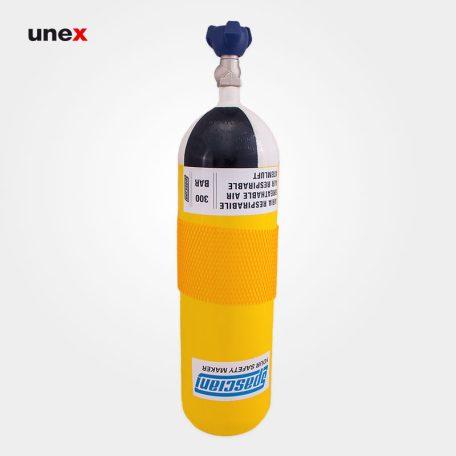 سیستم تنفسی شرایط اضطرار فوج - FUGE، اسپاسیانی - SPASCIANI، تجهیزات تنفسی فرار، زرد، ساخت ایتالیا