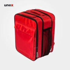 کیف کمک های اولیه چمدانی برزنتی دوقلو قرمز