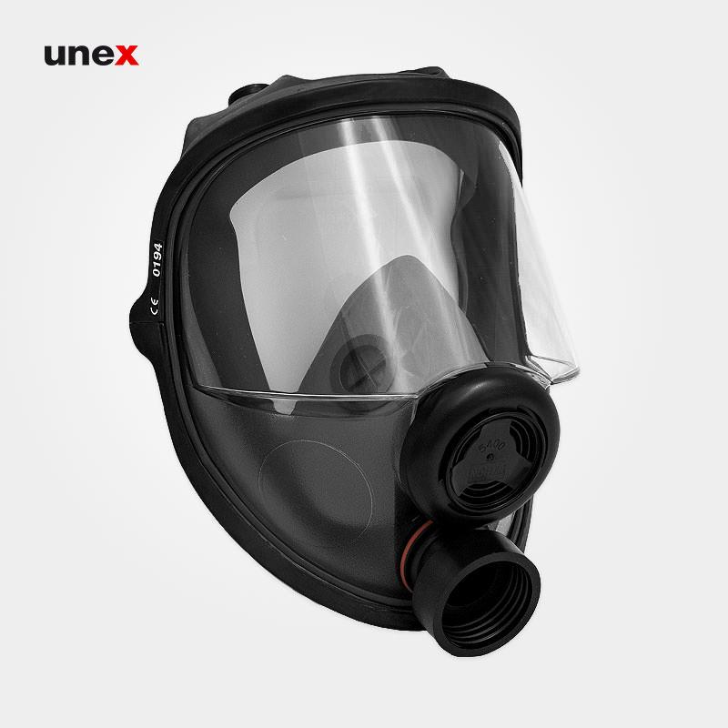 ماسک تمام صورت تک فیلتر ۵۴۰۰، نورس - NORTH، ماسک های تمام صورت، مشکی، آمریکایی