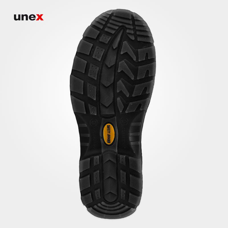 کفش ایمنی GALAXY، سیفتی جوگر - SAFETY JOGGER، کفش ایمنی، قهوه ای، سایز ۴۰ تا ۴۷، چینی