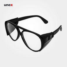 عینک ایمنی اپتیک S03 اسپورت سفید
