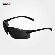 عینک ایمنی اپتیک  G15 V200 دودی