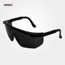 عینک ایمنی اپتیک S10 WA100A دودی