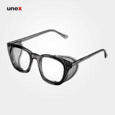عینک ایمنی اپتیک ۱۴۰P سفید