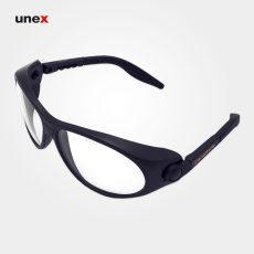 عینک ایمنی کاناسیف CLASSIC سفید