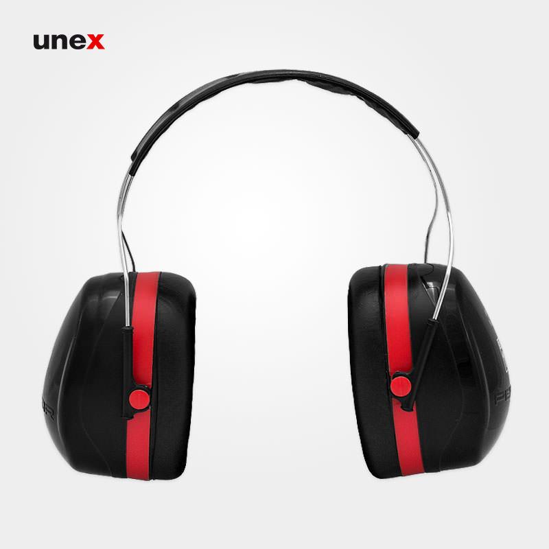 گوشی ایمنی صداگیر H10A، پلتور - PELTOR، گوشی ایمنی روی گوش، مشکی، آمریکایی