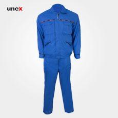 لباس کار یونکس اورجینال آبی