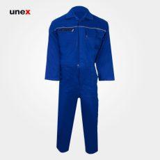 لباس کار یونکس یکسره ۵۵۰ گرم آبی