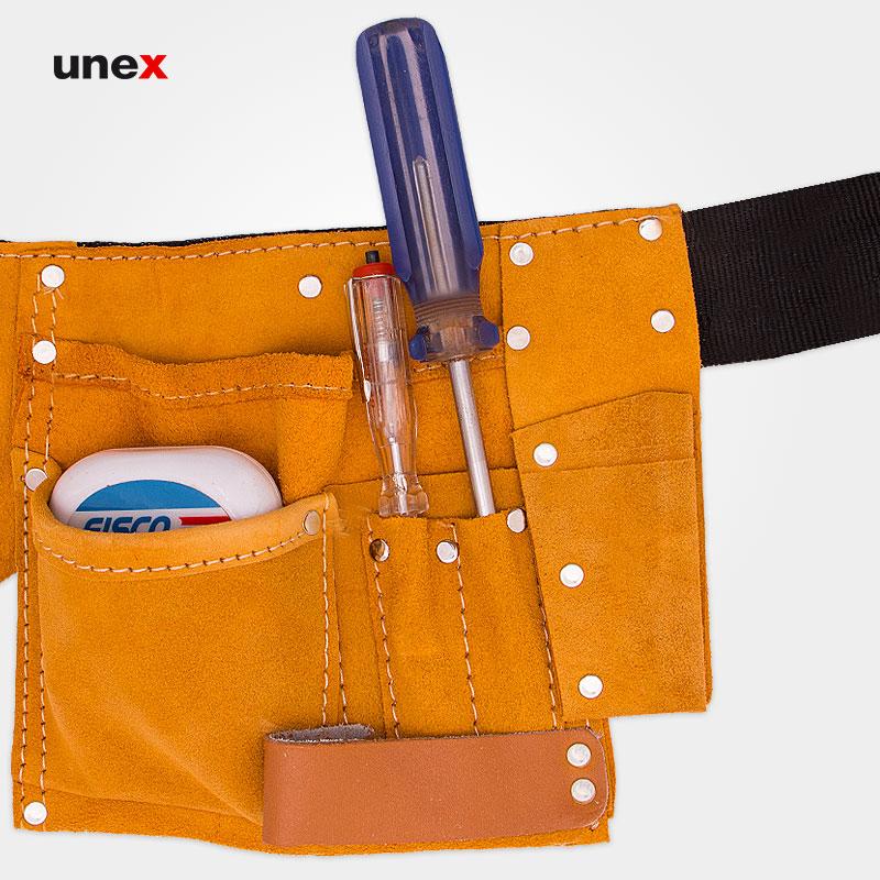 کیف کمری ابزار، ابزار ایمنی شهپر، کیف ابزار، خردلی، ایرانی