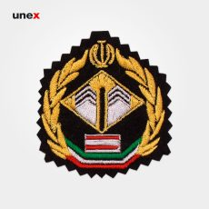آرم سینه ماده ۵۲ ارتش جمهوری اسلامی ایران، ابزار ایمنی شهپر، آرم، ایرانی