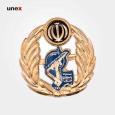 آرم کلاه فلزی سپاه پاسداران انقلاب اسلامی، ابزار ایمنی شهپر، آرم، ایرانی