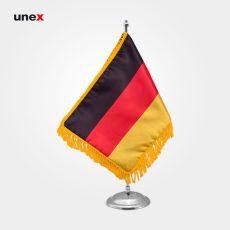 پرچم کشور جمهوری فدرال آلمان ۲۰*۳۰ سانتی متر، ابزار ایمنی شهپر، پرچم، ایرانی