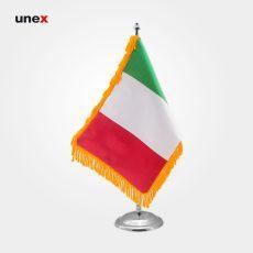 پرچم کشور ایتالیا ۲۰*۳۰ سانتی متر، ابزار ایمنی شهپر، پرچم، ایرانی