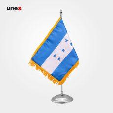 پرچم کشور جمهوری هُندوراس، ۲۰*۳۰ سانتی متر، ابزار ایمنی شهپر، پرچم، ایرانی