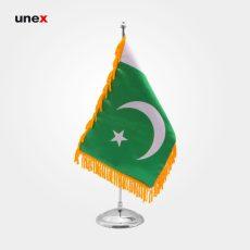 پرچم جمهوری اسلامی پاکستان ۲۰*۳۰ سانتی متر، ابزار ایمنی شهپر، پرچم، ایرانی