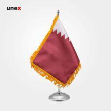 پرچم کشور پادشاهی بحرین ۲۰*۳۰ سانتی متر، ابزار ایمنی شهپر، پرچم، ایرانی