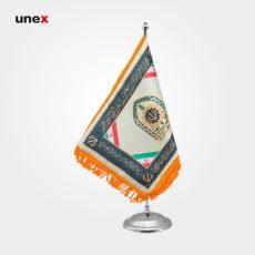 پرچم نیروی انتظامی جمهوری اسلامی ایران، ۲۰*۳۰ سانتی متر، ابزار ایمنی شهپر، پرچم، ایرانی
