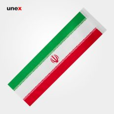 پرچم جمهوری اسلامی ایران ۸*۲۸ سانتی متر، ابزار ایمنی شهپر، پرچم، ایرانی