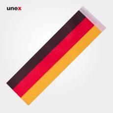 پرچم جمهوری فدرال آلمان  ۸*۲۸ سانتی متر، ابزار ایمنی شهپر، پرچم، ایرانی