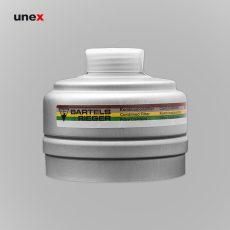 فیلتر ۵ حالته تمام صورت، ABEK2P3، بارتلز ریگر – BARTELS RIEGER، فیلترها، نقره ای، آلمانی