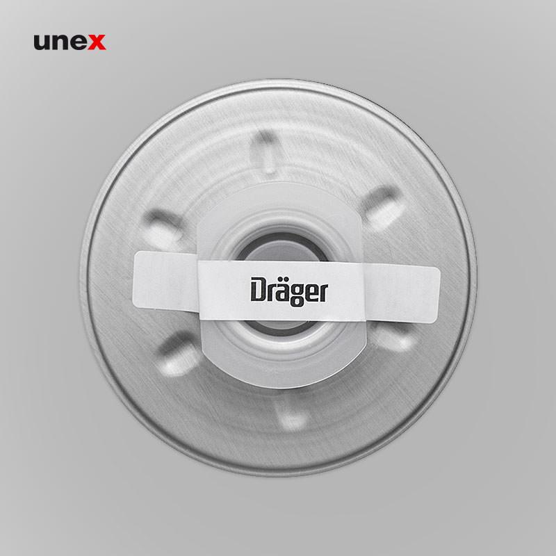 فیلتر ۶ حالته X-PLORE RD40، دراگر - DRAGER، فیلترها، نقره ای، آلمانی