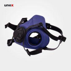 ماسک نیم صورت دو فیلتره مکسی ماسک – MAXIMASK 200، جی اس پی – JSP، ماسک های نیم صورت، آبی – مشکی
