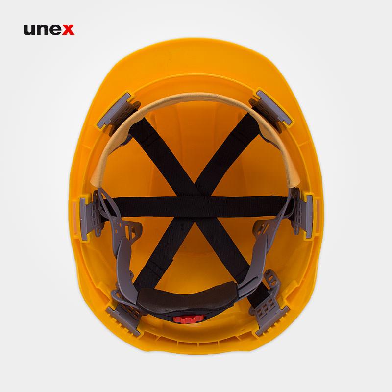 کلاه ایمنی EVO LITE،جی اس پی - JSP، کلاه ایمنی صنعتی، زرد، انگلیسی
