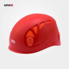 کلاه ایمنی کار در ارتفاع، ای بی اس – ABS، ورتکس ونت – VERTEX VENT، پتزل – PETZEL، قرمز، فرانسوی