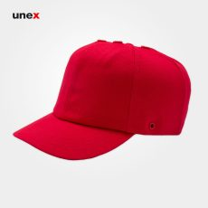 کلاه ایمنی لبه دار TOP CAP JSP قرمز