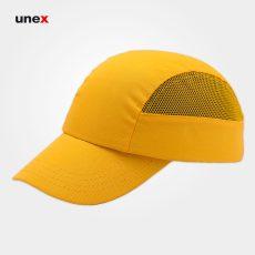 کلاه ایمنی لبه دار تور دار