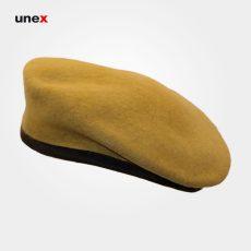 کلاه کج نظامی، ابزار ایمنی شهپر، کلاه کج و برت، خاکی، ایرانی