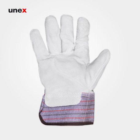 دستکش کف چرم، کاترپیلار - CATERPILLAR، دستکش چرمی، پاکستانی