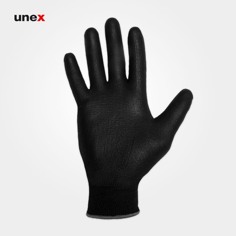 دستکش ضد برش ۵۴۸ ساق کوتاه، ماپا - MAPA، دستکش ضد برش، مشکی، سایز ۸ و ۹