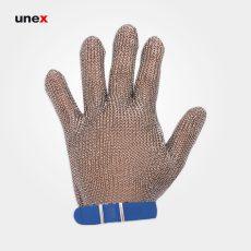 دستکش ضد برش فلزی NIROFLEX نقره ای