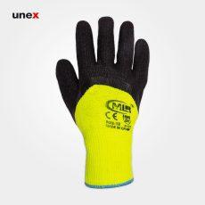 دستکش ضد برش سنگین، ام ال آر – MLR، دستکش ضد برش، سبز – مشکی، چینی