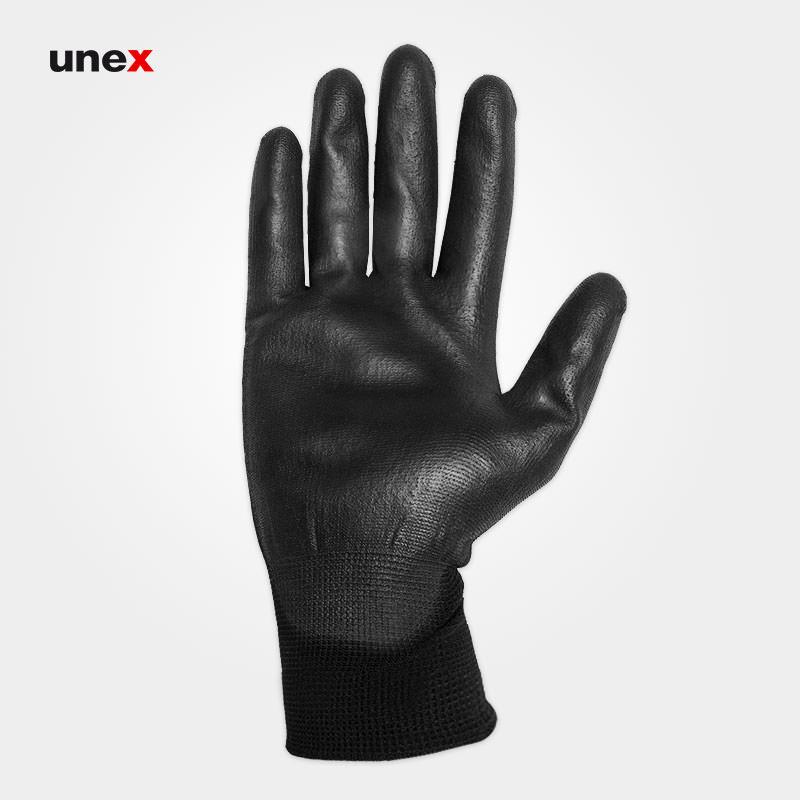 دستکش ۱۰۱-۴۸ سنسی لایت - SENSILITE، انسل - ANSELL، دستکش نیتریلی، مشکی، سایز۸، ۹ و ۱۰