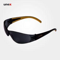 عینک ایمنی کاناسیف LITE دودی