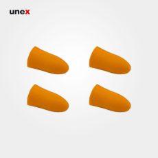 صدا گیر اسفنجی بدون بند، مولدکس – MOLDEX، گوشی ایمنی داخل گوش، نارنجی، آلمانی