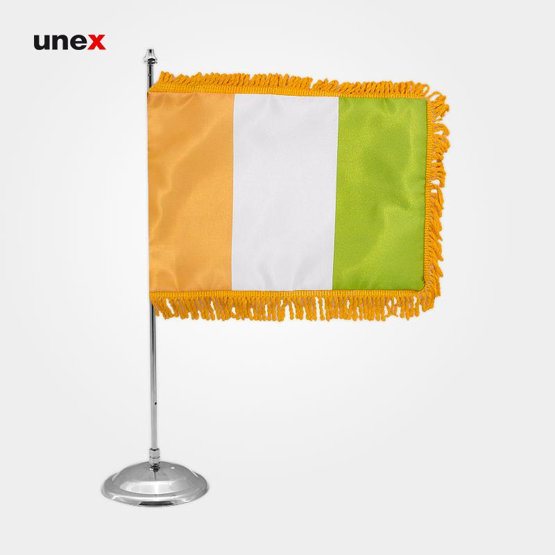 پرچم کشور جمهوری ایرلند، ۲۰*۳۰ سانتی متر، ابزار ایمنی شهپر، پرچم، ایرانی