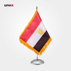 پرچم کشور مصر، ۲۰*۳۰ سانتی متر، ابزار ایمنی شهپر، پرچم، ایرانی