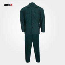 لباس شلوار یگان امداد نیروی انتظامی جمهوری اسلامی ایران، ابزار ایمنی شهپر، سبز، ایرانی