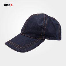 کلاه لبه دار یونکس جین سرمه ای