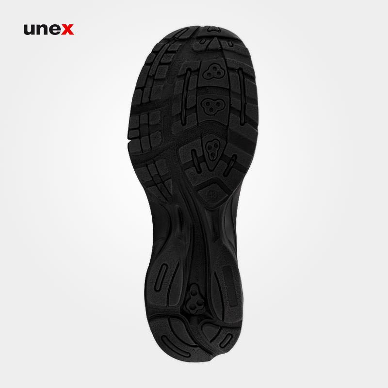 پوتین ایمنی ۲۰۸، ولتکس - VAULTEX، کفش ایمنی، قهوه ای، سایز ۳۹ تا ۴۶