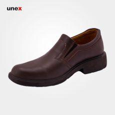 کفش اداری چرمی، ال اف اس – LFS، کفش اداری، قهوه ای، سایز ۴۰ تا ۴۵، ایرانی