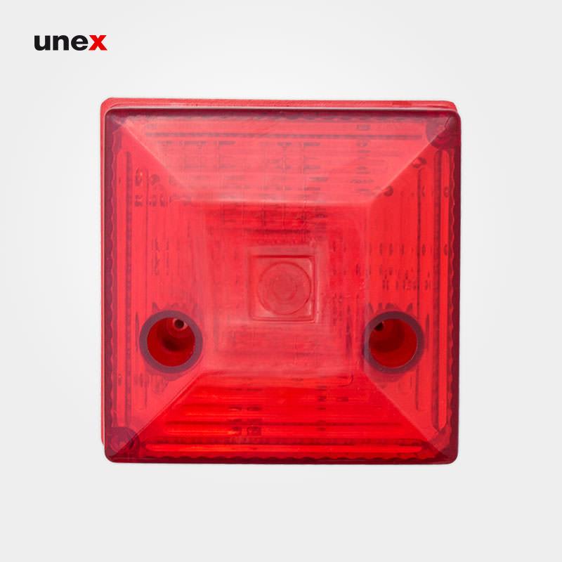 فلاشر LED کم مصرف ۱۲ ولت ALL، آریاک - ARIAK، چراغ، قرمز، نارنجی، ایرانی