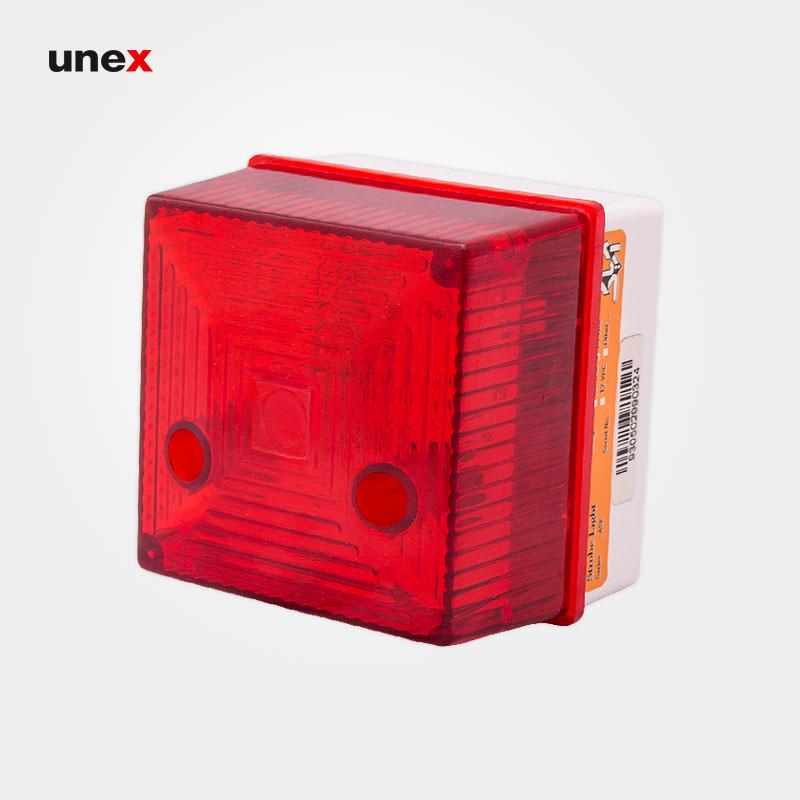 فلاشر LED کم مصرف ۱۲ ولت ALL، آریاک – ARIAK، چراغ، قرمز، نارنجی، ایرانی