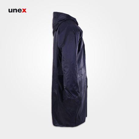 بارانی، ابزار ایمنی شهپر، لباس کار صنعتی، سرمه ای، ایرانی